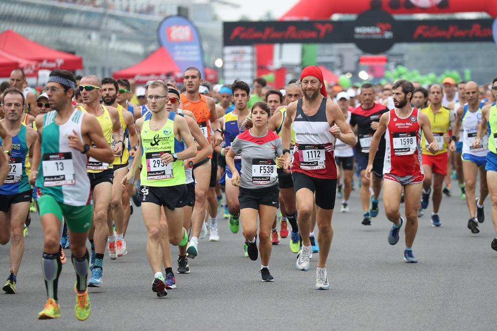 Osteopatia per il maratoneta