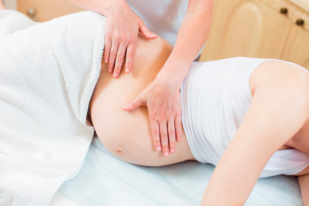 osteopatia per la donna in gravidanza